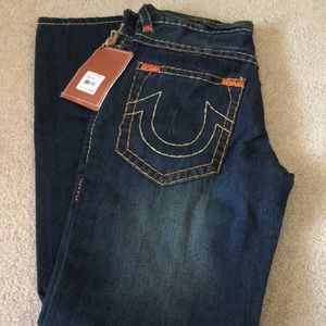 Men's NWT True Religion Jeans